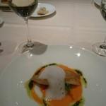 78323265 - お魚と白ワイン