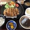 天瀬温泉カントリークラブ - 料理写真:みすじ肉の牛カツ膳=810円 税込