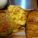 ブーランジェリー&カフェ マンマーノ -