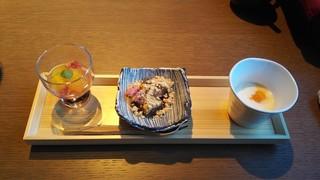 響 横浜スカイビル店 - デザート3種