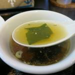 赤湯 とんとんラーメン - スープも美味い、ラーメン食べたい