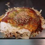 すみれ屋 - 料理写真:そば肉玉