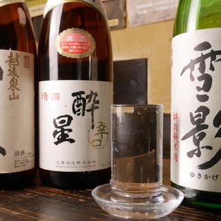 ◆新潟県出身の店主厳選◆関東では出会えないレア銘柄入荷中