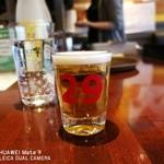 78334092 - 一口ビール200円
