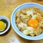 78334640 - 親子丼(580円)