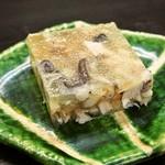 大久寿司 - クエ煮こごり