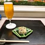 大久寿司 - 生ビール & クエ煮こごり