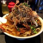 麺屋武蔵 巖虎 - カラピリ味噌ら〜麺(1,130円)