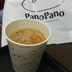 78337273 - コーヒー1杯サービスです♪