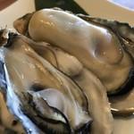 播磨水産 - 何もつけません、海の味で十分ですね!(2017.12.22)
