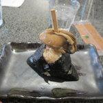 牡蠣屋 - かきむすび300円