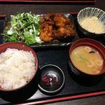 水炊き・焼鳥 とりいちず酒場 - 週替わり「チキン南蛮カレー風味」600円!