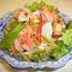 魚介類のサラダ(ヤムタレ)★