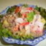 焼きなすのサラダ(ヤムマクア)★