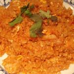 海老or鶏の焼飯(カオパットグンorカオパットガイ)