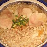 タイの汁そば(お米の麺or中華麺)