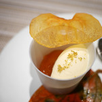SUGALABO - 完熟柿とソルベ