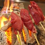 柳家 - 猪のヒレ肉