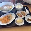 嘉興飯店 - 料理写真:税込750円です…。エビマヨ美味しい。 塩ラーメンはマズマズでした。