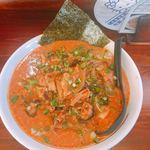 麺屋てっぺん - 料理写真:ドロ系濃厚味噌 大辛 大盛