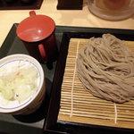 国産二八蕎麦 蕎香 - せいろ蕎麦