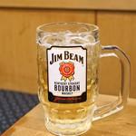 酒津屋 - Jim Beam のハイボール