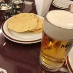 SITAL - ビールとパパド