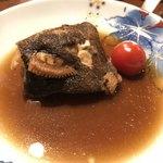 さかなや いさむ - 銀鱈かま煮つけ