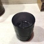 蒙古タンメン中本 御徒町店 - お水の量が…