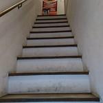 太陽のトマト麺 - 階段