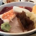 ギャラリーカフェ イチサンロクキッチン 勇寿司 - 料理写真:カフェのちらし寿司