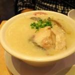 Trusty Congee King - 豬潤魚腩粥