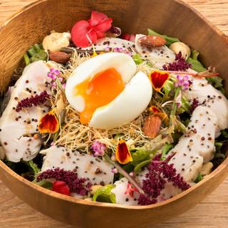 健康&元気になれる食材やメニューで、明日への活力を充電