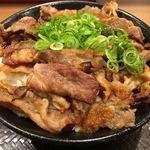 カルビ丼とスン豆腐専門店 韓丼  -