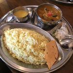 インド食堂 - 料理写真:ベジタリアン