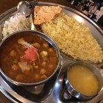 インド食堂 - ノンベジタリアン