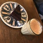 インド食堂 - チャーイとケーキ