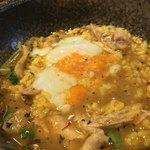 薬膳スープカレー・シャナイア - 薬膳スープカレー・シャナイア(東京都目黒区三田) チキンと野菜のスープカレー・いももち(北海道の郷土料理)2ピース・まろやか温卵