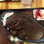 欧風ライスカレーKen's - 牛トロ肉カレー