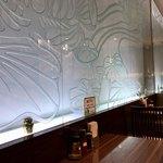 フォーナム - ロータス模様のガラス