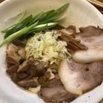 中華そば うえまち - 和え麺