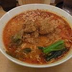 担々麺 ほおずき - 排骨担々麺大辛