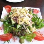 カリビアンパイレーツ - ギリシャ風サラダ