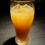 鳥升 - ジンジャー オレンジ。