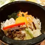 韓美膳 - 石焼きビビンバ
