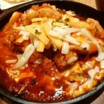 韓美膳 - チーズダッカルビ