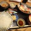 日本料理たつみや - 料理写真:金目鯛煮付膳