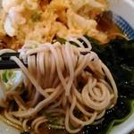 78361031 - 麺アップ