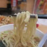 大盛軒 - 不揃いの麺たち