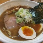 78361945 - 味玉らぁ麺
